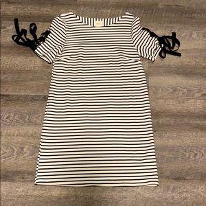 Anthropologie Maeve Striped Dress